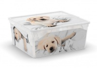 Контейнер Kis C-Box Style Puppy & Kitten M