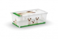 Контейнер Kis C-Box Style Puppy & Kitten XS