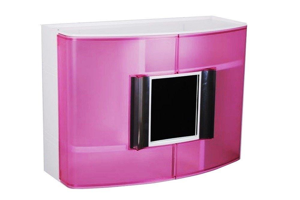 Primanova m-09322 шкафчик для ванной с зеркальцем, 17*38,5*3.